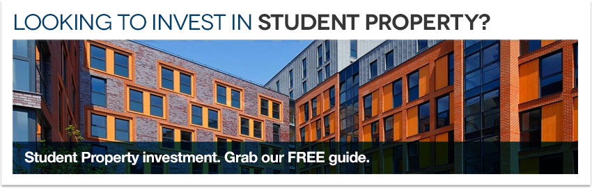 Looking to invest in Student Property?