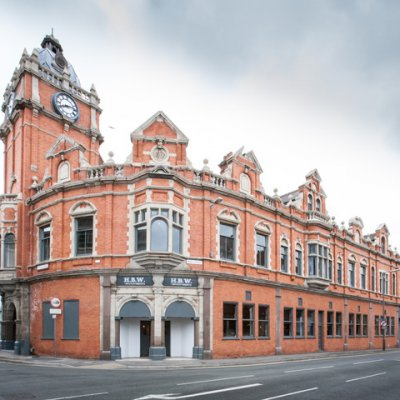 New Central Building, Long Eaton 0