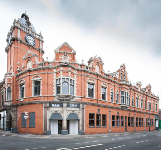 New Central Building, Long Eaton 6